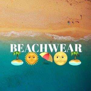 Beachwear section